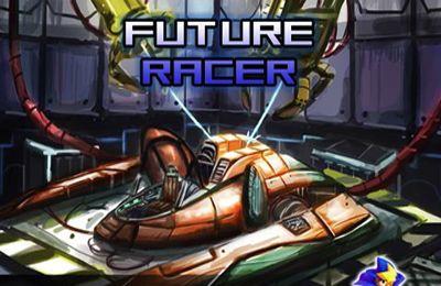 logo Futuristisches Rennen