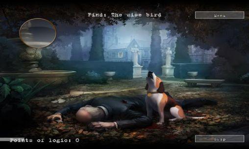 Abenteuer-Spiele Who is the killer: Episode II für das Smartphone