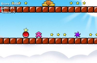 Arcade-Spiele: Lade Schneller Ball auf dein Handy herunter