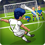 Freekick maniac: Penalty shootout soccer game 2018 Symbol