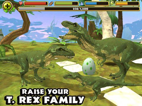 Jurassic Leben für iPhone