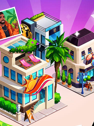 Arcade Project fame: Idle Hollywood game for glam girls für das Smartphone