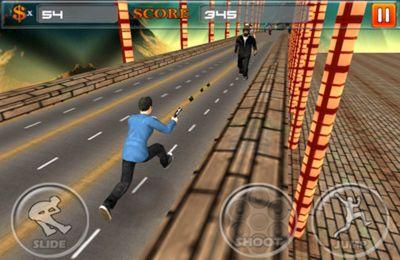 El agente secreto (Shooter 3D) para iPhone