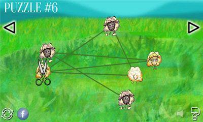 Arcade-Spiele Cut a Sheep! für das Smartphone