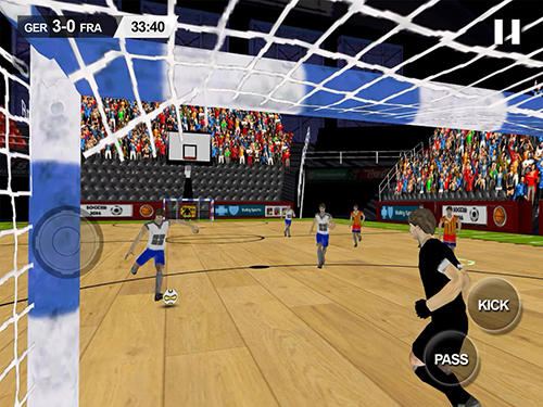 Indoor soccer futsal 2016 pour Android