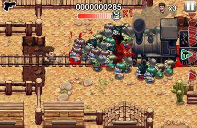 Zombie-Epoche für iPhone