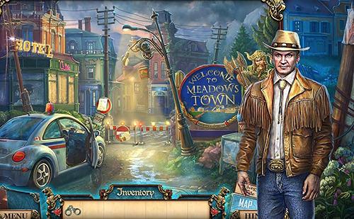 Abenteuer-Spiele Ghosts of the Past: Bones of Meadows town. Collector's edition für das Smartphone