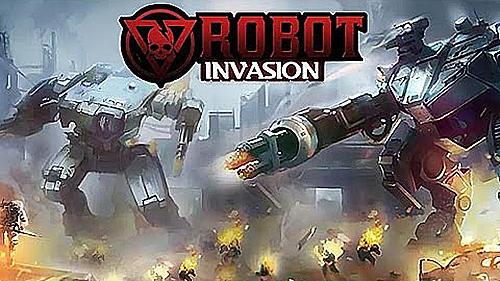 Robot invasion Screenshot