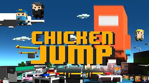 Chicken jump Screenshot