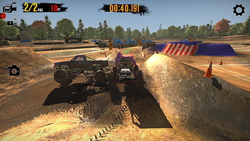 Trucks gone wild para Android
