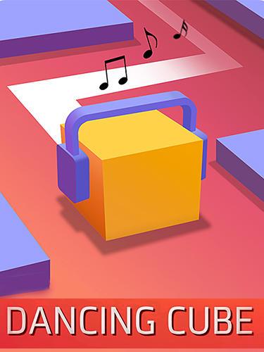Dancing cube: Line jump. Tap tap music world tiles Screenshot