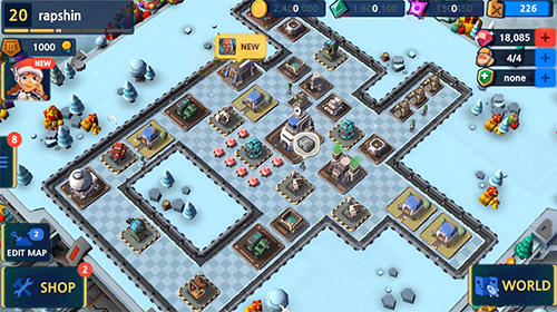 Mad rocket: The fog of war für Android