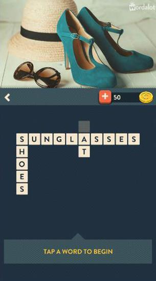Wordalot: Picture crossword для Android