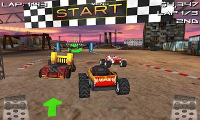 4x4 Offroad Racing screenshot 2