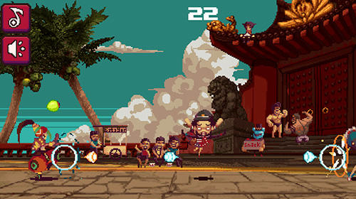 Frontgate fighters jump für Android