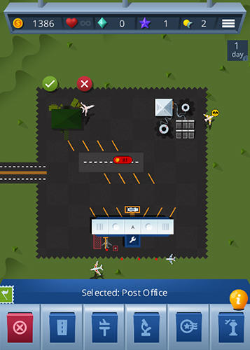 Airport guy: Airport manager для Android