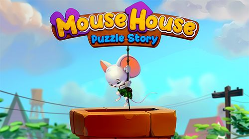 logo Mouse house: Puzzle story