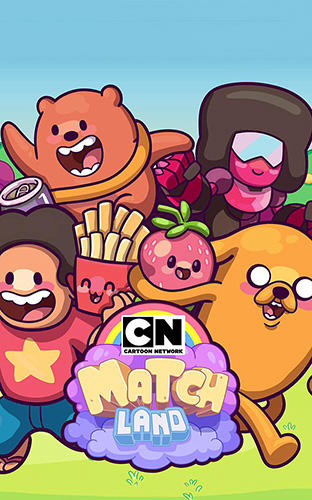 Cartoon network match land скриншот 1