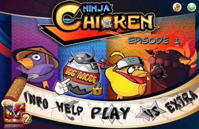 logo Ninja Chicken 3: The Runner