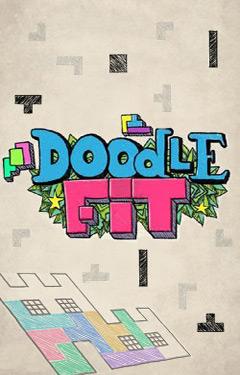 логотип Дудл Фіт