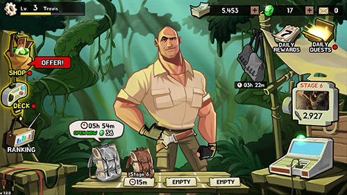 Jumanji: The mobile game скриншот 1