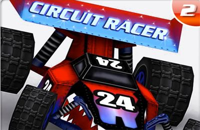 logo Circuito de carrera 2 - Las mejore buggy-competiciones 3D