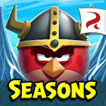 Angry Birds Seasons Winter Wonderham! Symbol