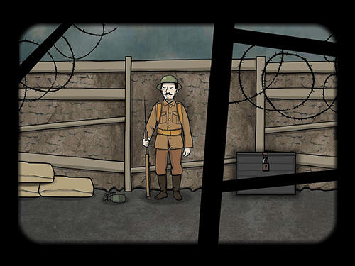 Rusty lake: Roots captura de tela 1
