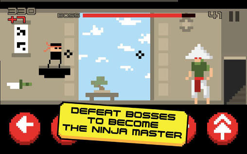 Ninja warrior: Temple screenshot 4