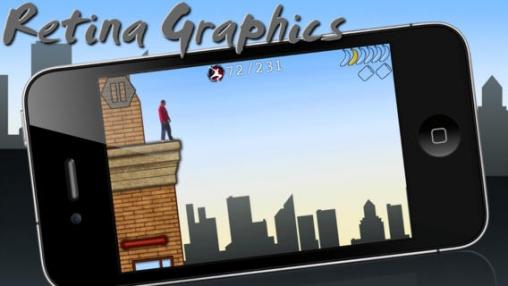 Jogos de arcade: faça o download de Parkour para o seu telefone