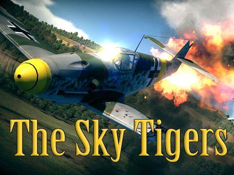 logo Os tigres do céu