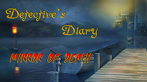 Detective's diary: Mirror of death. Escape house скріншот 1
