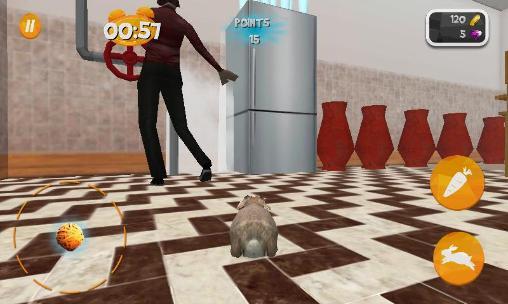 Bunny simulator capture d'écran 1