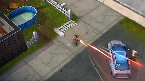 Capturas de tela de King hardcore: Battle royale shooter