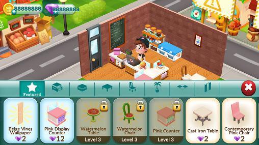 Managerspiele Bakery story 2 auf Deutsch