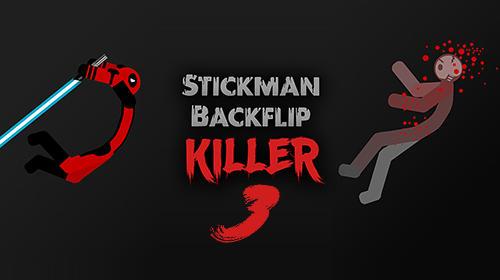 Stickman backflip killer 3 ícone