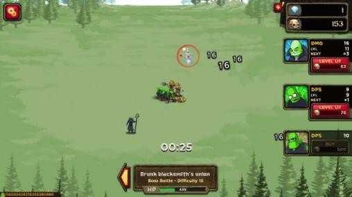 Zombidle screenshot 1