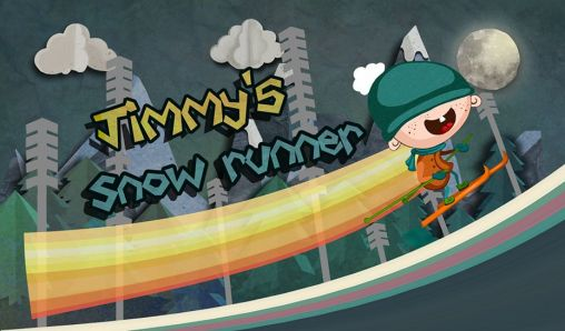 Jimmy's snow runner icon
