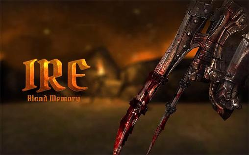 Ire: Blood memory скриншот 1