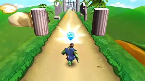 Arcade Hercules run für das Smartphone