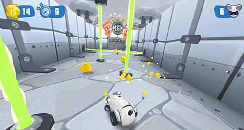 Arcade Mousebot für das Smartphone