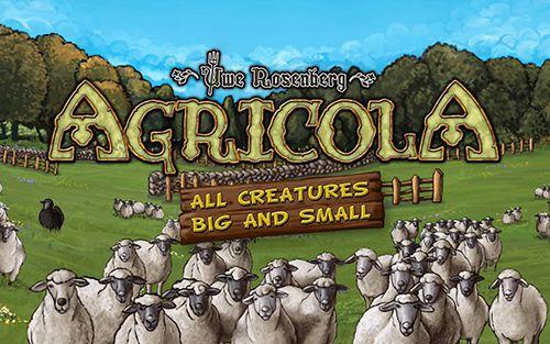 logo Agricola: Alle Kreaturen, Groß und Klein