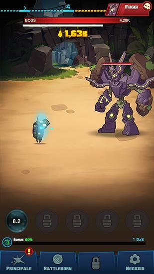 Battleborn tap für Android