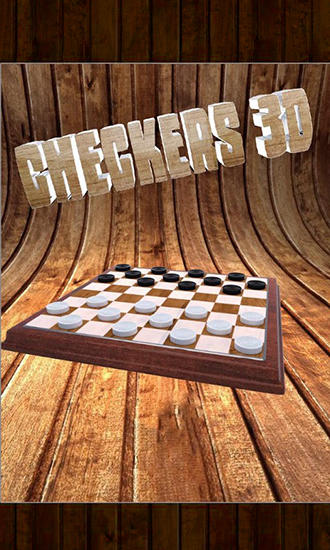 Checkers 3D Screenshot