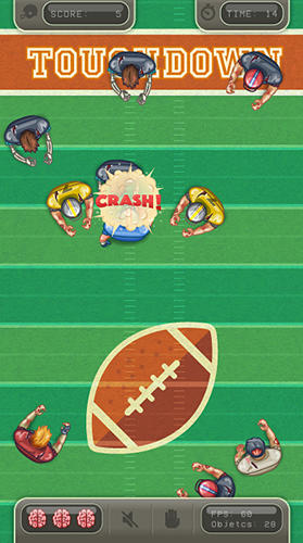 Footbrain: Football and zombies für Android
