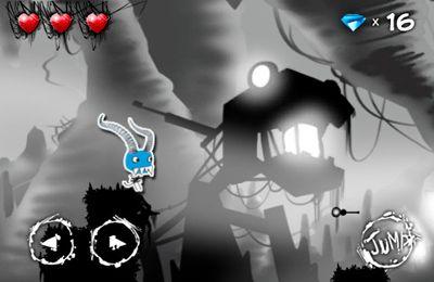 Screenshot Monster Mania auf dem iPhone
