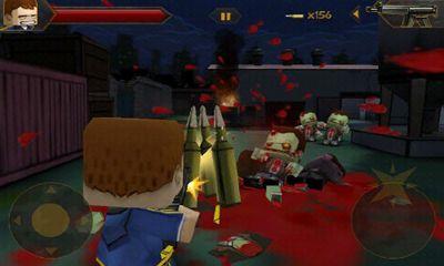 Call of Mini - Zombies скріншот 1