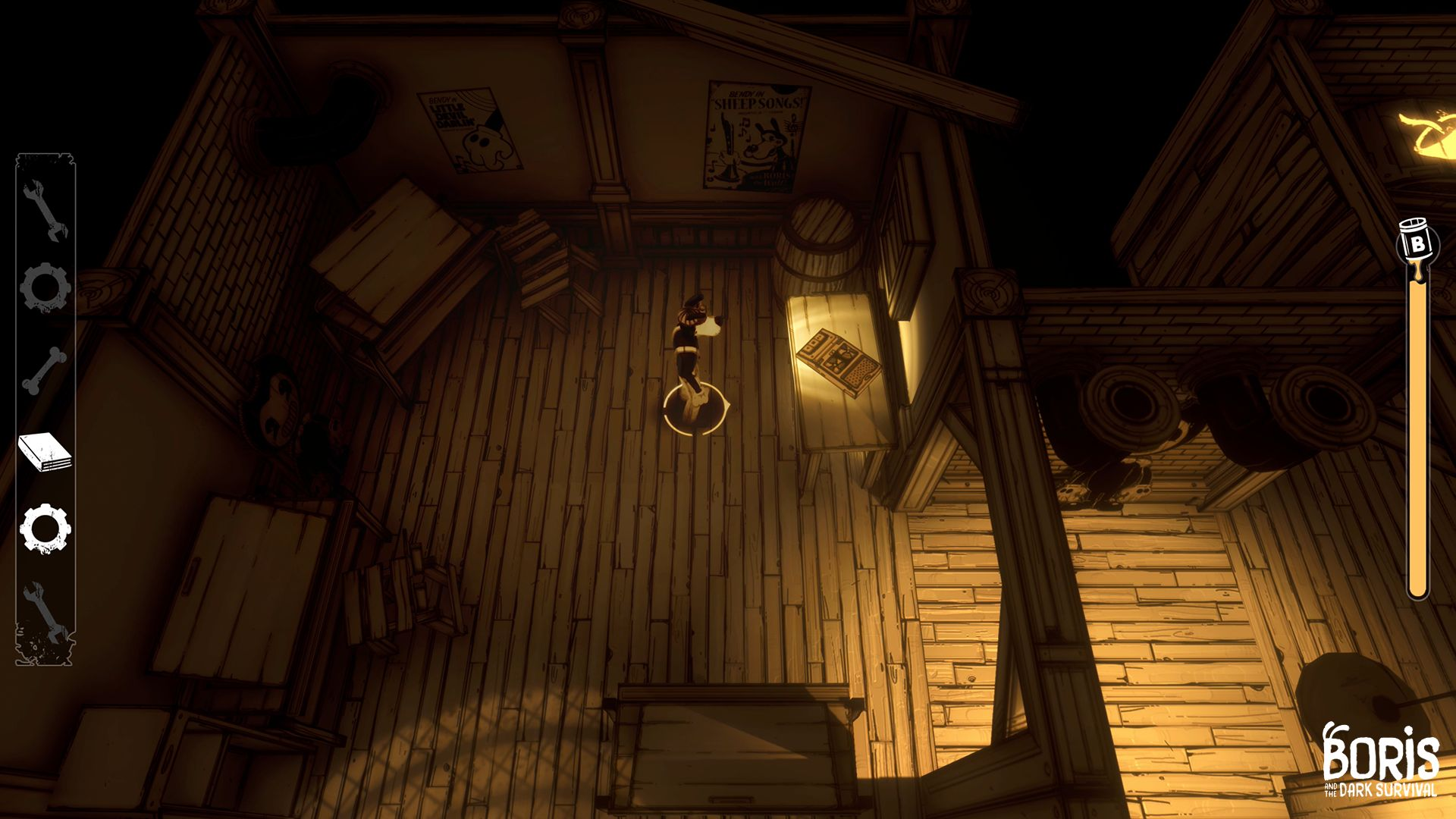 Boris and the Dark Survival para Android