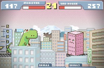 Screenshot Mein kleines Monster auf dem iPhone