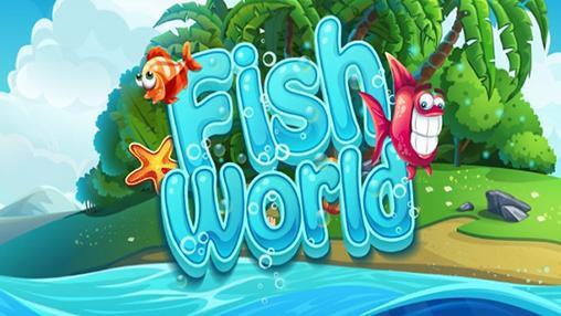 Fish world icon